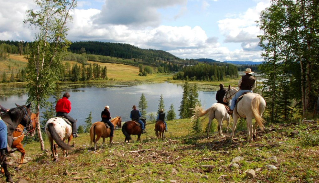 Crystal Waters Top Guest Ranches Sale