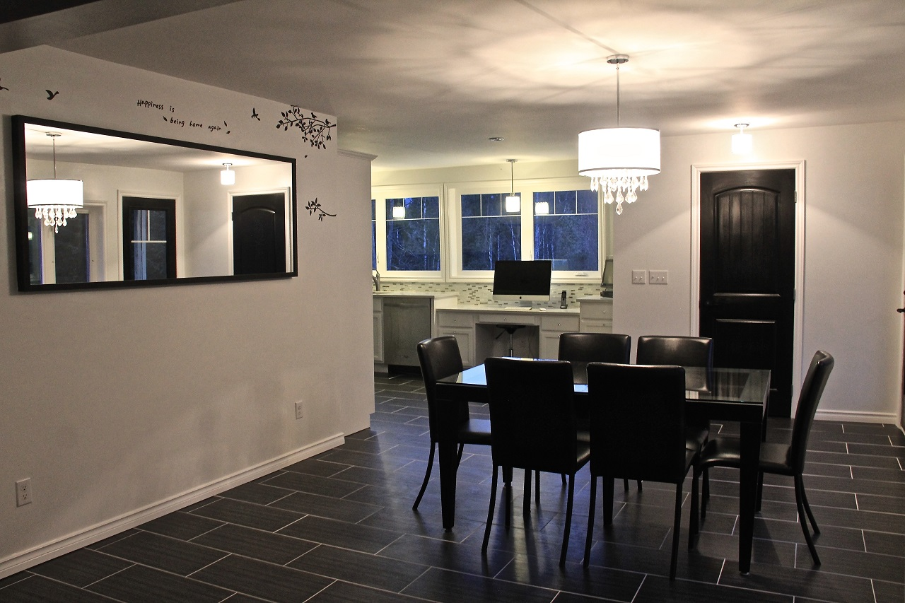 country house for sale bc canada dining